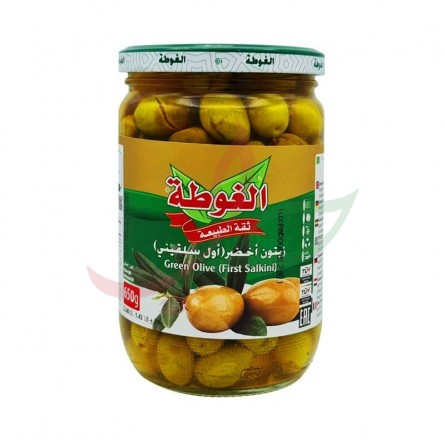 Green olives (salkini) Durra 600g