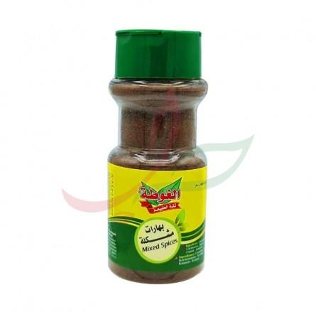 Sept épices (pot) Algota 60g