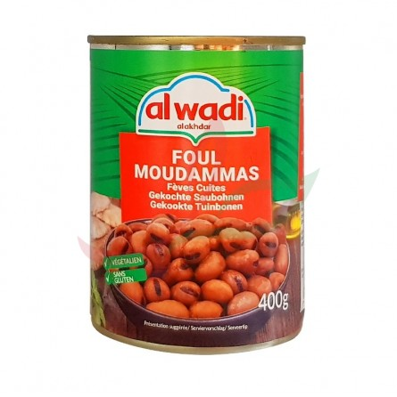 Foul medammas nature Alwadi 400g