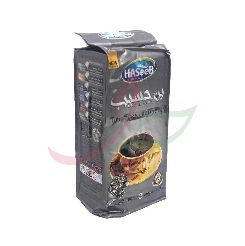Café moulu à la cardamome (silver) Haseeb 200g