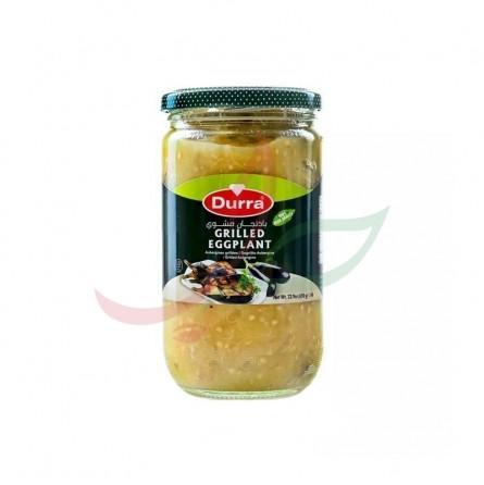 Caviar d'aubergine nature Durra 650g