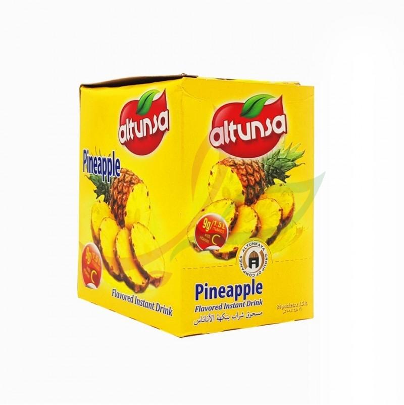 Jus d'ananas (poudre instantanée) Altunsa 24x9g