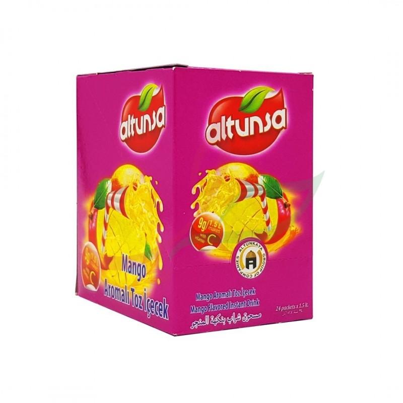 Mango juice (instant powder) Altunsa 24x9g