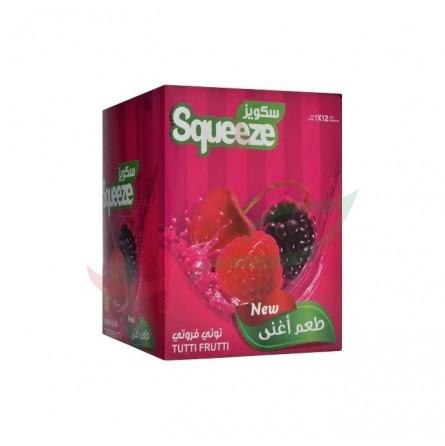 Juice tutti frutti (instant powder) Squeeze 12x30g