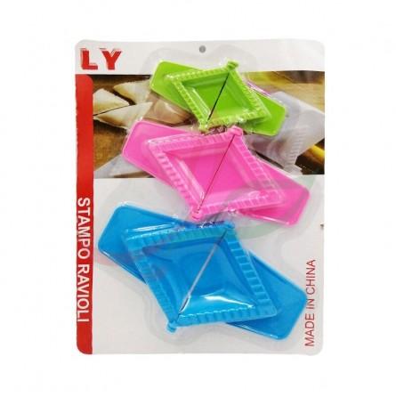 Moule à samoussa triangle x3