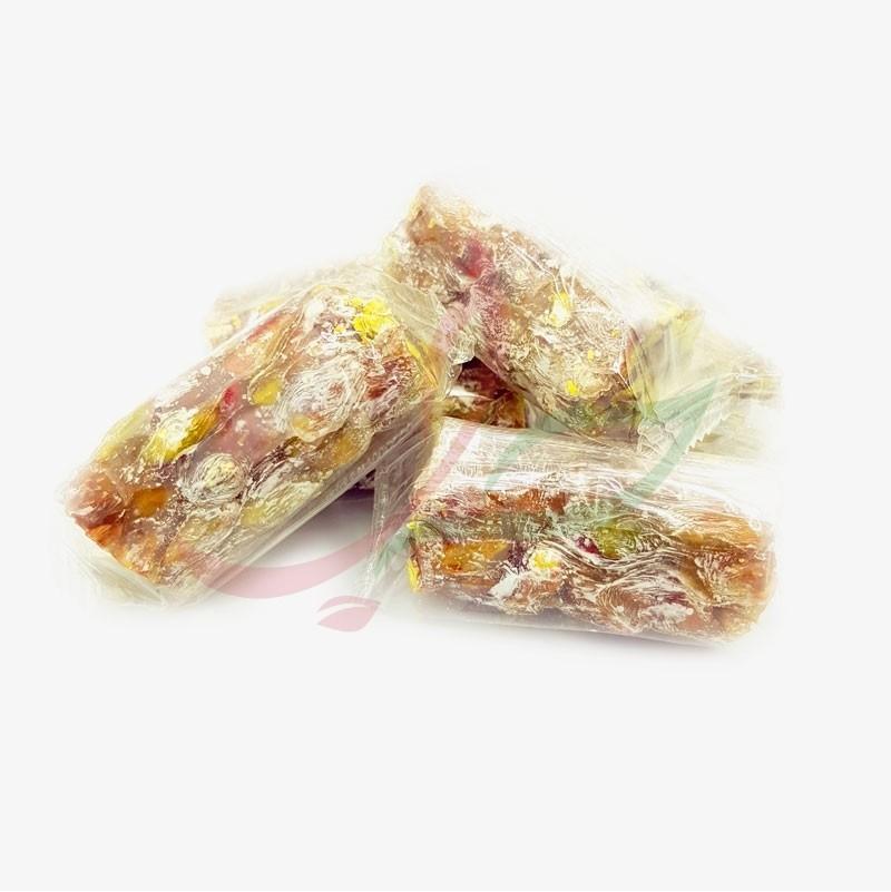 Loukoum (raha) rolled extra with whole pistachios Altaj 200g