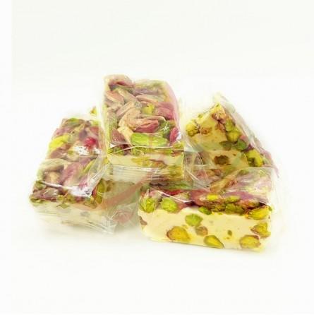 Nougats with whole pistachios Altaj 200g